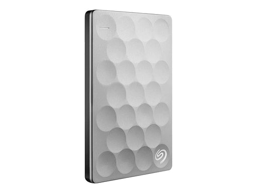Seagate Backup Plus Ultra Slim 1000GB Platinum external hard drive (STEH1000100)