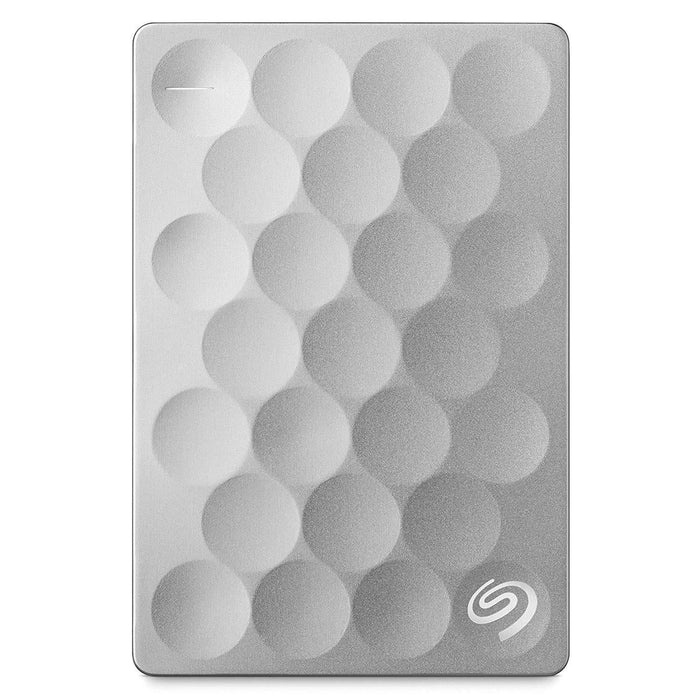 Seagate Backup Plus Ultra Slim 2000GB Platinum external hard drive (STEH2000100)