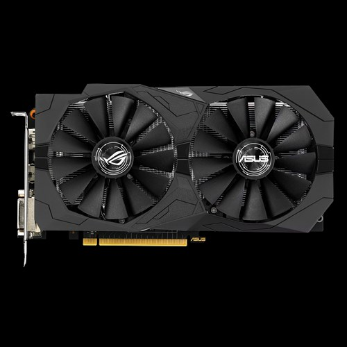 ASUS STRIX-GTX1050TI-O4G-GAMING GeForce GTX 1050 Ti 4GB GDDR5 - V&L Canada