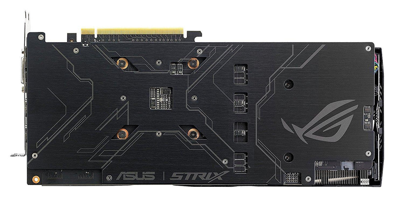 ASUS STRIX-GTX1060-6G-GAMING,NVIDIA GeForce GTX 1060,PCI Express 3.0,OpenGL 4.5,6GB G - V&L Canada