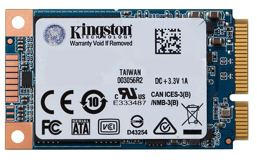 KINGSTON TECHNOLOGY 120GB UV500 SSD MSATA (SUV500MS/120G) - V&L Canada