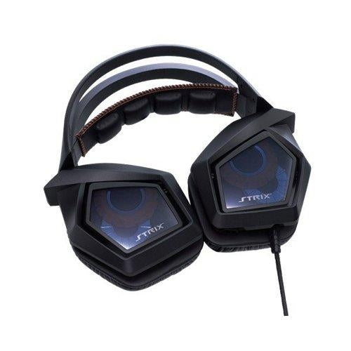 Asus Headphone STRIX 7.1 True 7.1 Gaming Headset 40mm Neodymium Magnet Drivers Retail - V&L Canada
