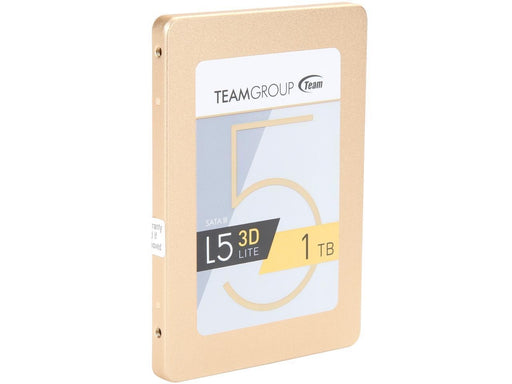 "Team Group L5 LITE 3D internal solid state drive 2.5"" 1000 GB Serial ATA III (T253TD001T3C101)"