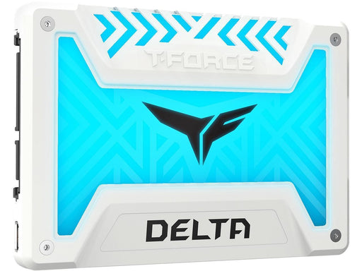 "Team Group Delta RGB SSD internal solid state drive 2.5"" 1000 GB Serial ATA III (T253TR001T3C413)"