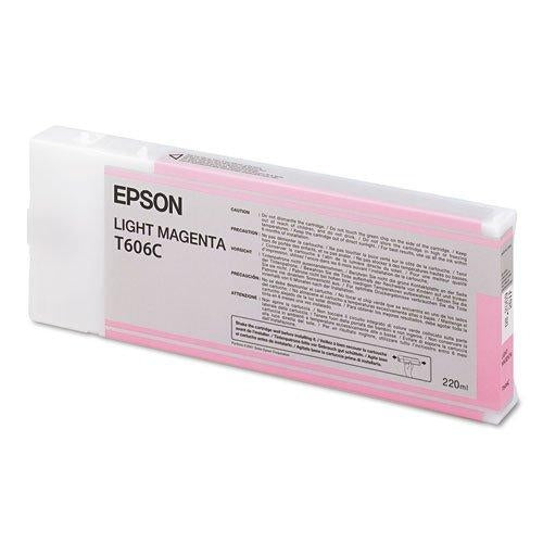 Epson Singlepack Light Magenta T606C00 220 ml