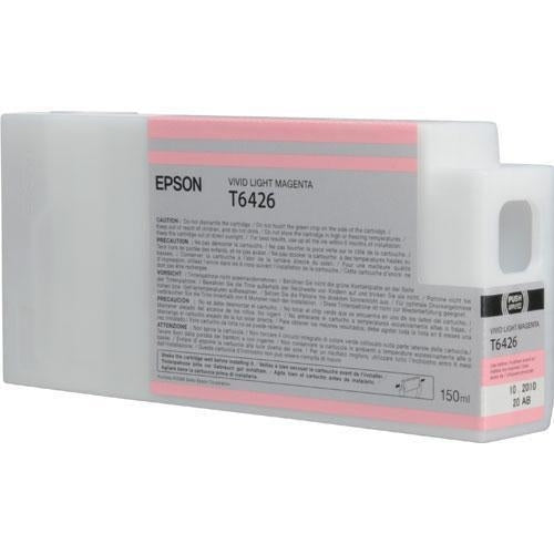 Epson T6426 Vivid Light Magenta Ink Cartridge (150ml) (T642600)