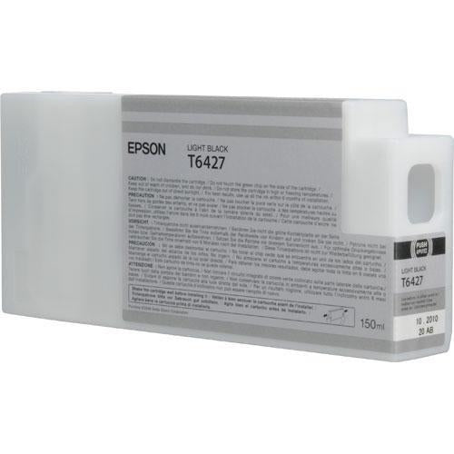 Epson T6427 Light Black Ink Cartridge (150ml) (T642700)