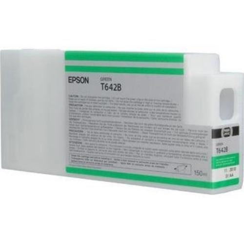 Epson Singlepack T642B00 UltraChrome HDR Green 150 ml