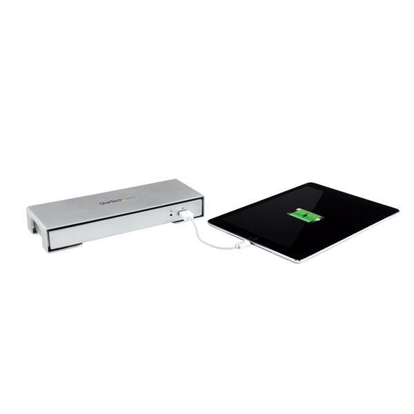 StarTech Thunderbolt 2 4K Docking Station for Laptops - Includes TB Cable (TB2DOCK4KDHC) - V&L Canada