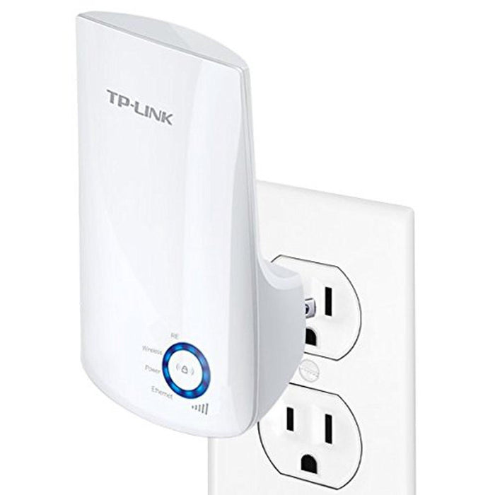 TP-Link TL-WA850RE 300Mbps Universal Wi-Fi Range Extender, Repeater - V&L Canada