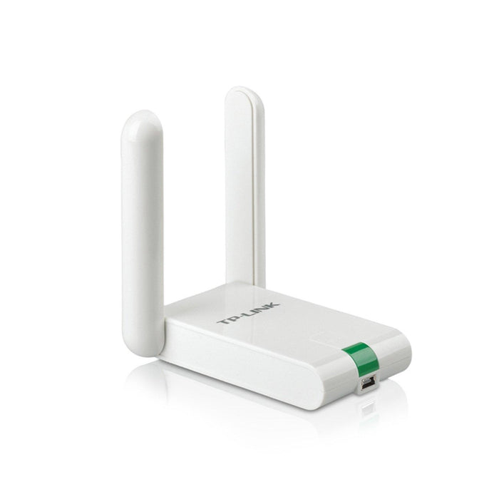 TP-Link TL-WN822N Wireless N300 High Gain USB Adapter, 300Mbps, Dual 3dBi External Antennas - V&L Canada