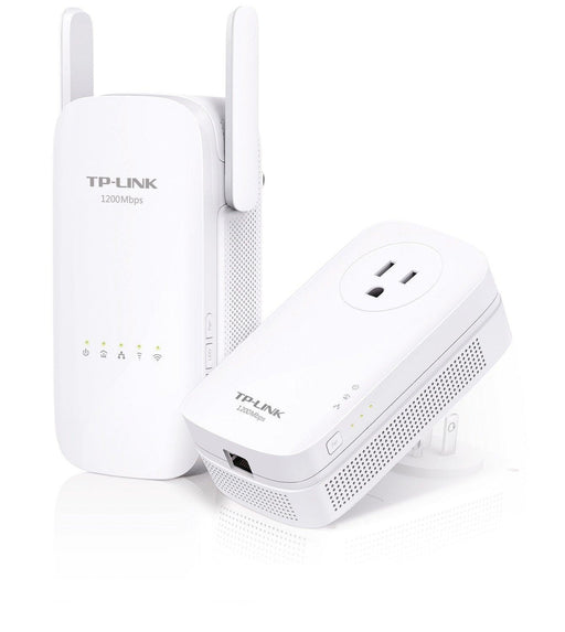TP-Link AC1200 Wi-Fi Range Extender, Powerline Edition (TL-WPA8630 KIT) - V&L Canada