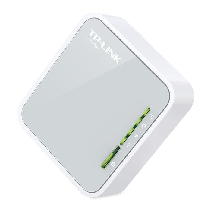 TP-LINK TL-WR902AC Dual-band (2.4 GHz / 5 GHz) Fast Ethernet 3G 4G White wireless router - V&L Canada