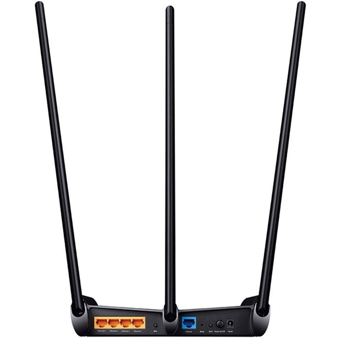 TP-Link 450Mbps High Power Wireless N Router, Great for Wide N450 Wi-Fi Coverage (TL-WR941HP) - V&L Canada