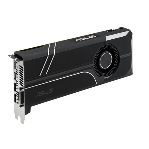 ASUS TURBO-GTX1060-6G GeForce GTX 1060 6GB GDDR5 graphics card - V&L Canada