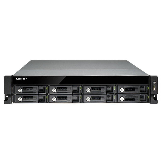 QNAP Network Attachment Storage TVS-871U-RP-i5-8G-US 2U 8Bay Core i5-4590S 8GB 8x3.5inch SATA Retail - V&L Canada