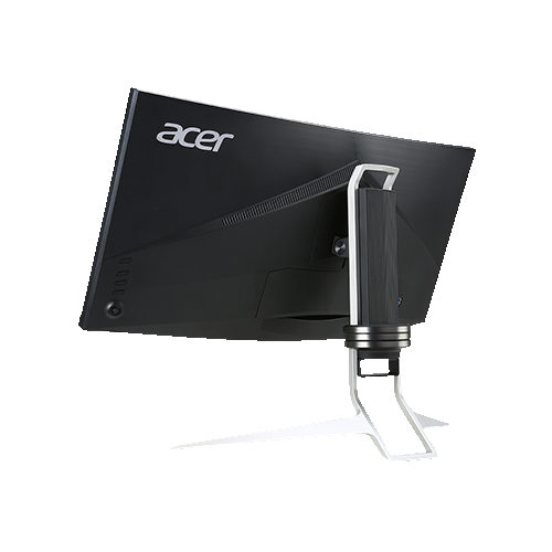 "Acer XR XR342CK 34"" UltraWide Quad HD IPS Black, Silver Curved computer monitor (UM.CX2AA.001) - V&L Canada"