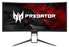 "Acer Predator Z35P bmiphz 35"" UltraWide Quad HD VA Black, Red Curved computer monitor (UM.CZ1AA.P01) - V&L Canada"