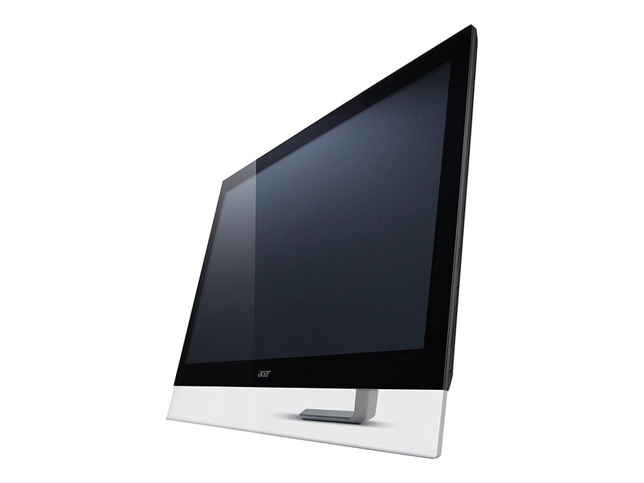 "Acer T272HUL bmidpcz 27"" 2560 x 1440pixels Black touch screen monitor (UM.HT2AA.002) - V&L Canada"