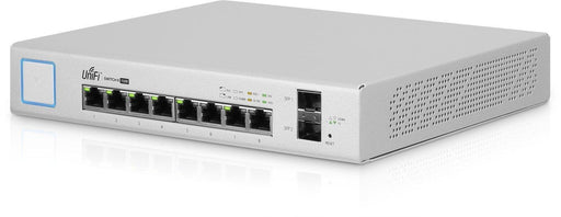 Ubiquiti Networks UniFi US-8-150W Managed network switch Gigabit Ethernet (10/100/1000) Power over Ethernet (PoE) White network switch - V&L Canada