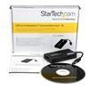 StarTech USB 3.0 to 4K DisplayPort External Multi Monitor Video Graphics Adapter - DisplayLink Certified - Ultra HD 4K (USB32DP4K) - V&L Canada