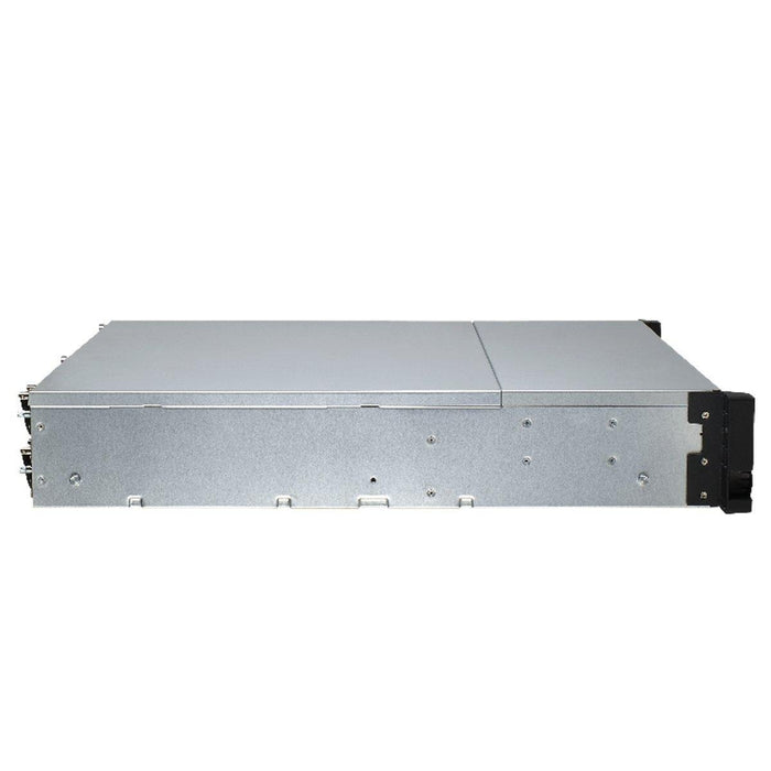 QNAP Network Attachment Storage UX-1200U-RP-US 12Bay RAID Expansion Enclosure 12xHot-Swap without Rail Kit Retail - V&L Canada