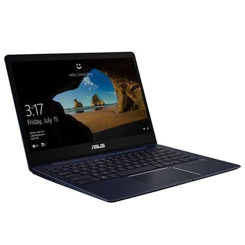 "Asus ZenBook Notebook PC - 8th Gen Intel Core i5-8250U 1.6GHz CPU, 8GB LPDDR3 SDRAM, 256GB SSD, 13.3"" 1920x1080 Touchscreen, 2GB NVIDIA GeForce MX150, USB-C, Windows 10 Home 64-bit - UX331UN-WS51T-BL"