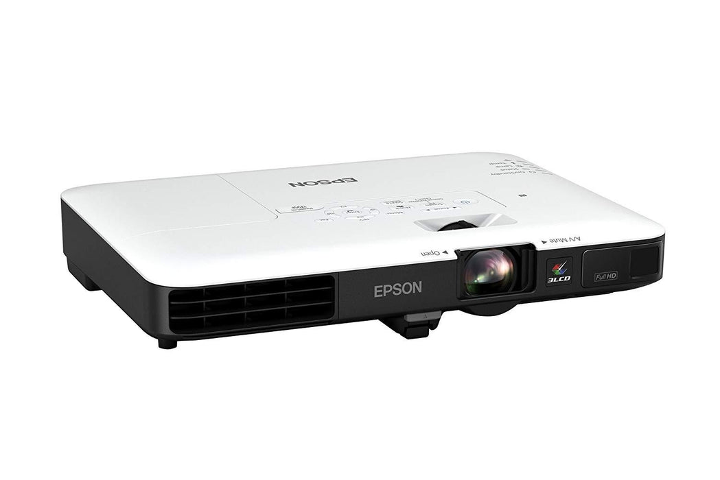 Epson PowerLite 1795F Desktop projector 3200ANSI lumens 3LCD 1080p (1920x1080) Black, White data projector (V11H796020)