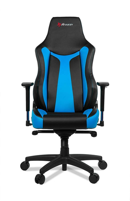 Arozzi Furniture VERNAZZA-BL Gaming Chair Blue Retail - V&L Canada