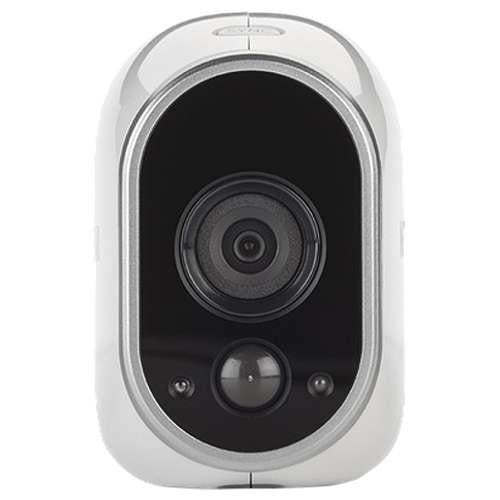 Arlo VMS3530 Security System - Video Server, 5 x Camera(s), Wireless 802.11n, LAN 10/100, CMOS, Night Vision, LED Indicator, 128MB RAM, 128MB Flash Memory, IP65 Compliant Standards - VMS3530-100NAS