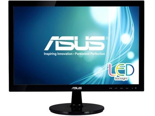 Asus LCD VS197T-P LED Backlight 18.5inch Wide 5ms 50000000:1 1366x768 HDCP DVI-D Speaker Retail - V&L Canada