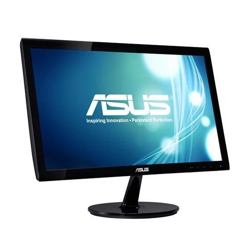 Asus LCD VS207T-P LED Backlight 19.5inch Wide 5ms 80000000:1 1600x900 DVI-D/VGA Speaker Retail - V&L Canada