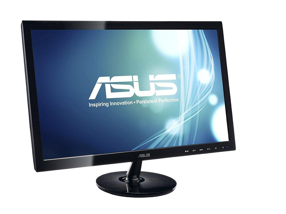 Asus LCD VS208N-P LED Backlight 20inch Wide DVI VGA 1600x900 5000000:1 5ms Retail - V&L Canada