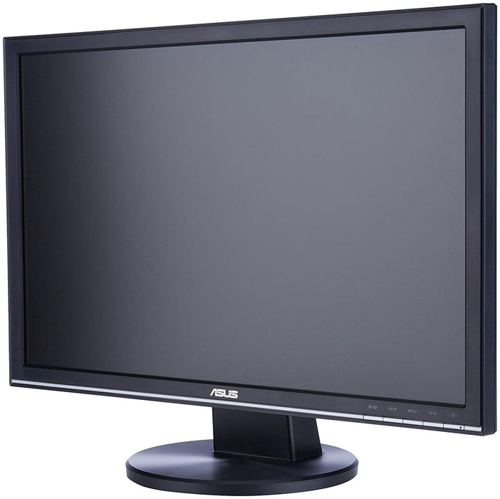 Asus LCD VW22AT-CSM LED Backlight 22inch Wide DVI 5ms 1680x1050 50M:1 Speaker Black Retail - V&L Canada