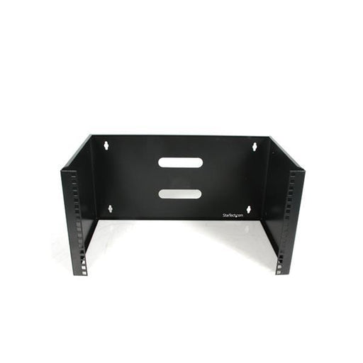 StarTech 6U 12in Deep Wall Mounting Bracket for Patch Panel (WALLMOUNT6) - V&L Canada