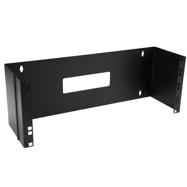 StarTech  4U 19in Hinged Wall Mounting Bracket for Patch Panels (WALLMOUNTH4) - V&L Canada