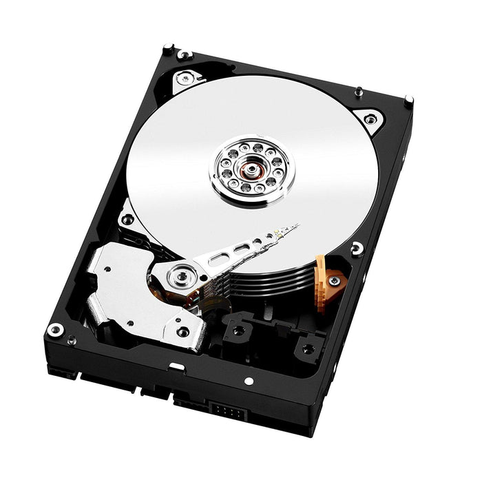 Western Digital Bare Drives Red Pro 4TB NAS Hard Drive 128 MB Cache 3.5-Inch. Internal Bare (WD4002FFWX) - V&L Canada