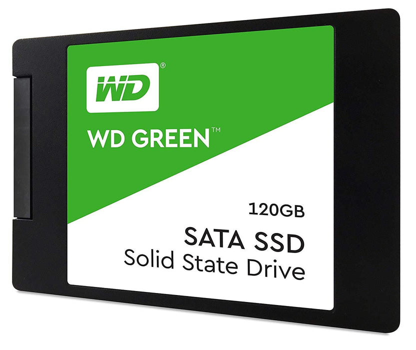 Western Digital SSD WDS120G2G0A 120GB SATA III 6Gb/s 2.5 7mm WD Green Retail