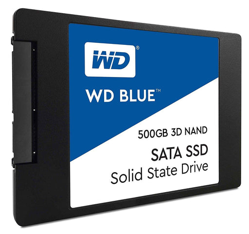 "Western Digital Blue 3D 500GB 2.5"" Serial ATA III (WDS500G2B0A)"
