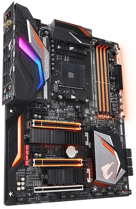 Gigabyte Motherboard X470 AORUS Gaming 7 WIFI AMD AM4 X470 Retail - V&L Canada