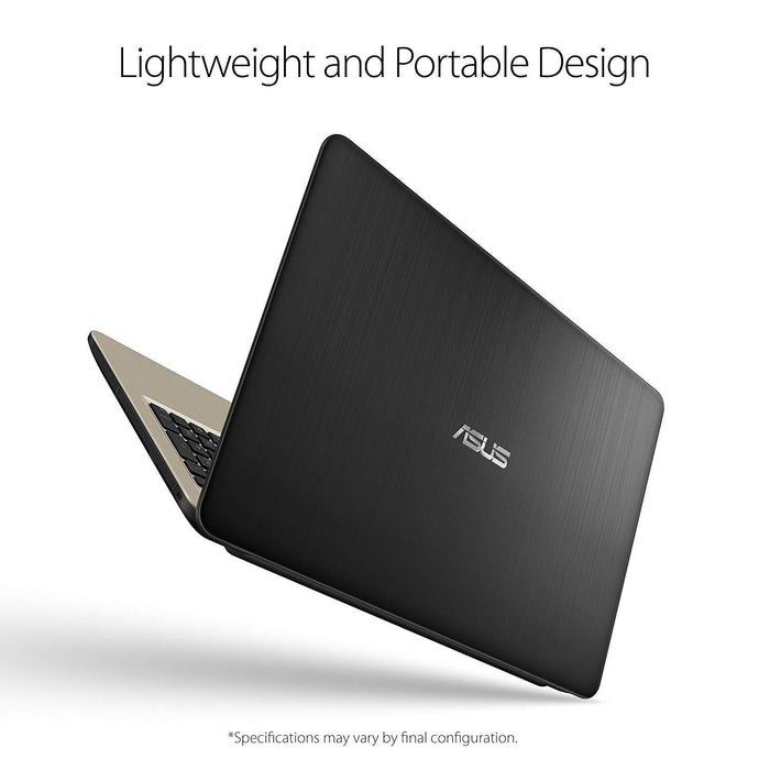 "ASUS VivoBook 15 X540UA-DB51 notebook Black,Chocolate 39.6 cm (15.6"") 1920 x 1080 pixels 1.60 GHz 8th gen Intel® Core™ i5 i5-8250U"