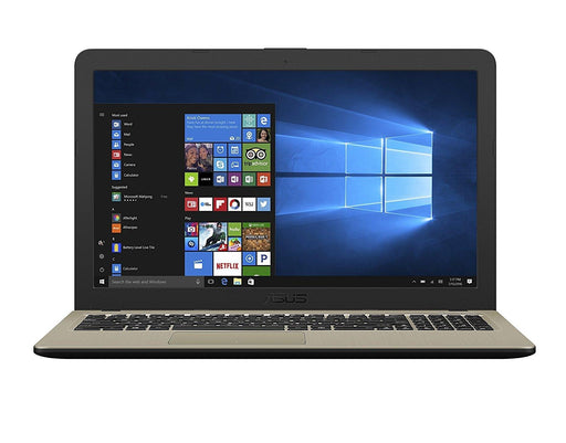 "ASUS VivoBook X540UA-DH31 2GHz i3-6006U 15.6"" 1920 x 1080pixels Black, Chocolate Notebook"