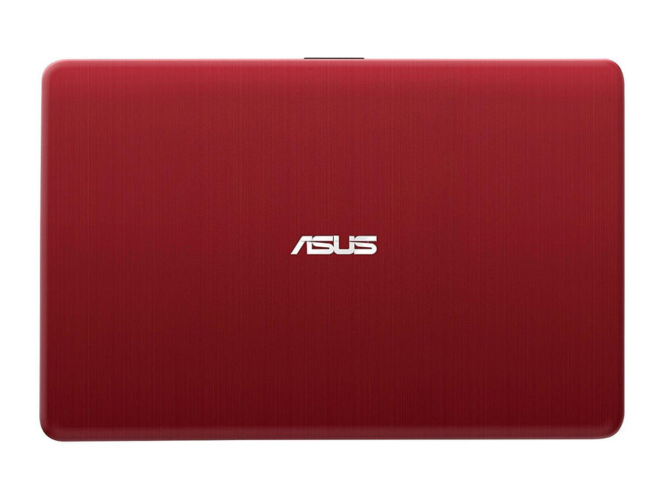 "ASUS VivoBook Max X541NA-QC1-RD-CB 1.10GHz N3350 15.6"" 1366 x 768pixels Red Notebook - V&L Canada"