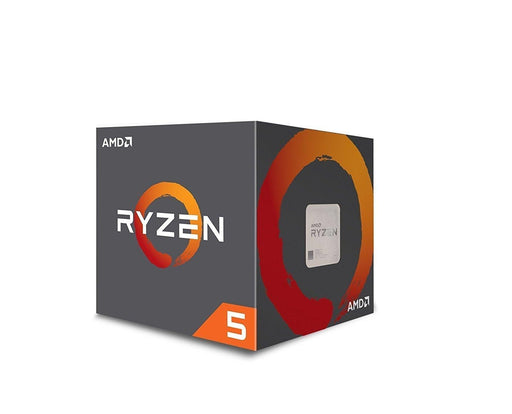 AMD Ryzen 5 1400 Processor with Wraith Stealth Cooler (YD1400BBAEBOX) - V&L Canada