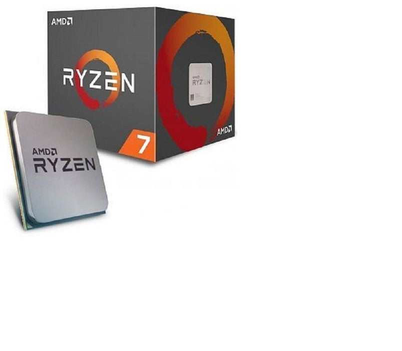 AMD Ryzen 7 1700 3.0 GHz Eight Core AM4 Processor with Wraith Spire LED Cooler (YD1700BBAEBOX) - V&L Canada