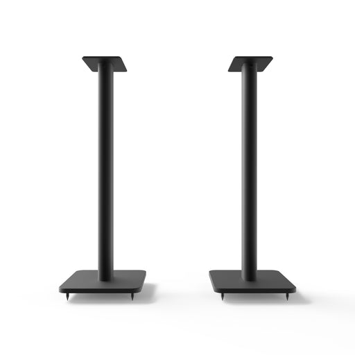Kanto Bookshelf Speaker Stands (Black) - V&L Canada