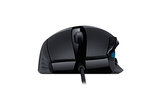 Logitech G402 Hyperion Fury FPS Gaming Mouse with High Speed Fusion Engine - V&L Canada