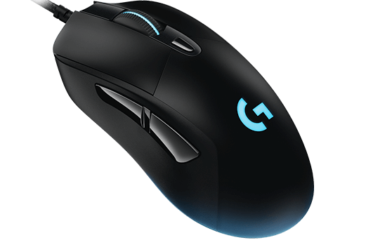 Logitech G403 Prodigy Wired Gaming Mouse w/ RGB LED Lighting USB 2.0 - V&L Canada