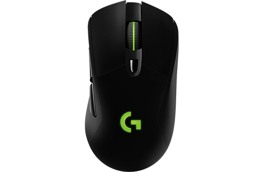 Logitech G703 Gaming Wireless Mouse Black - Lightspeed Wireless - V&L Canada