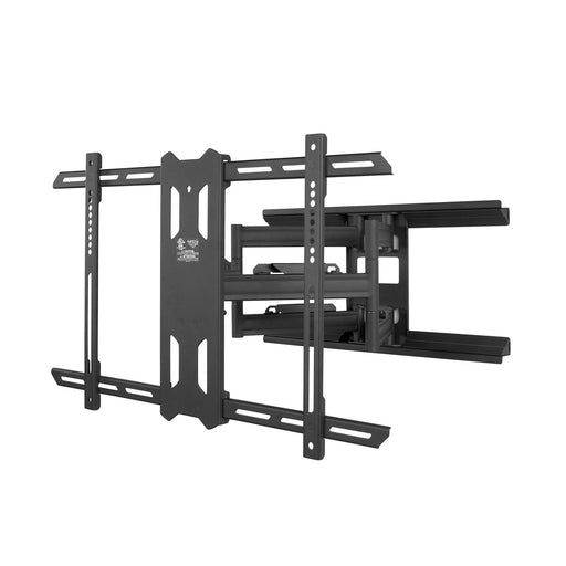 Kanto PDX650 Full Motion Mount for 37-inch to 75-inch TVs - Black - V&L Canada